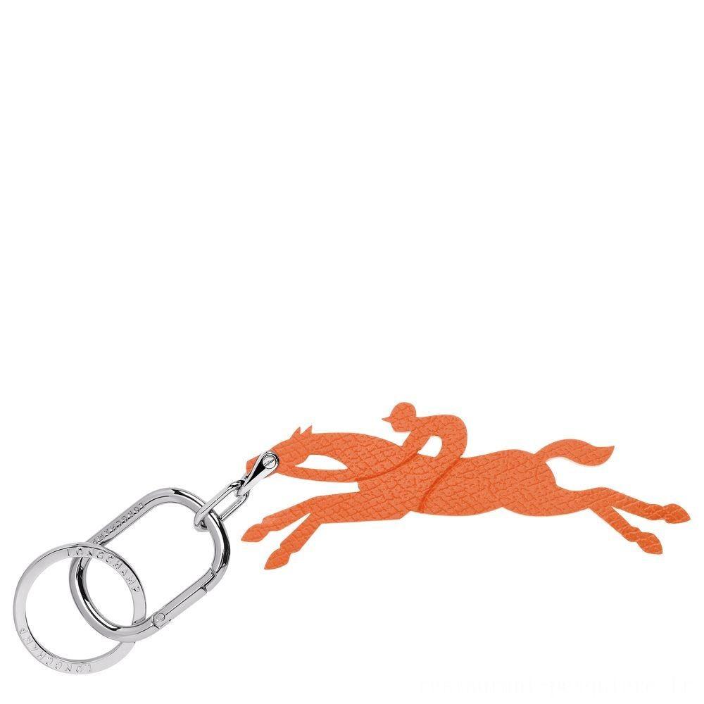 Le Pliage Club Porte-clés - Orange Soldes