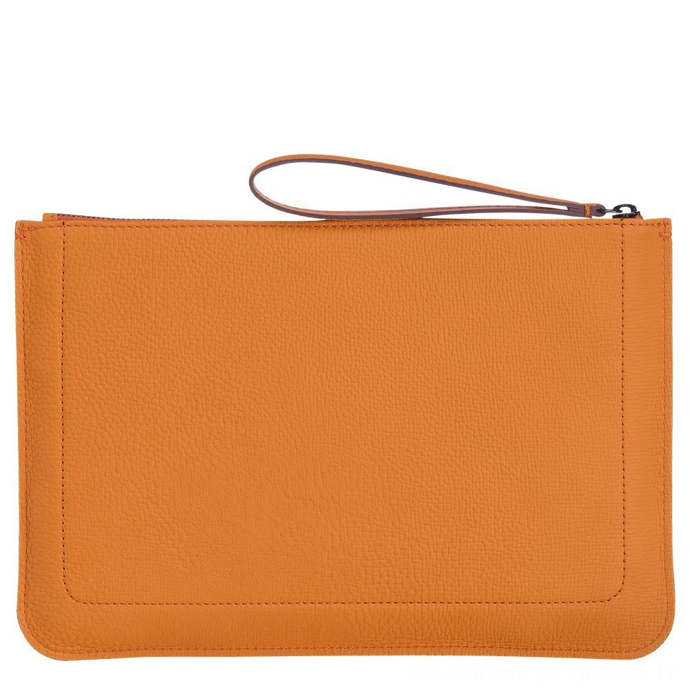 [Soldes] - Essential Pochette - Orange