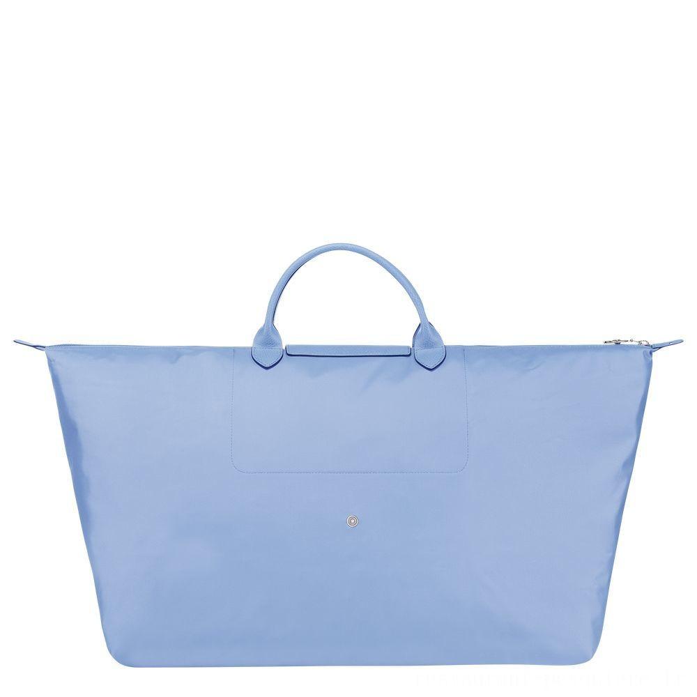 Le Pliage Club Sac de voyage - Bleu Pas Cher