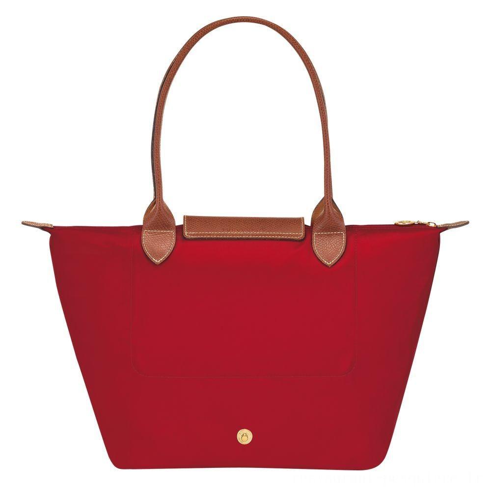 [Vente] - Le Pliage Sac porté épaule - Rouge