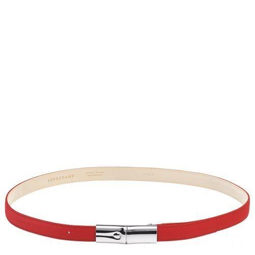 Roseau Sac porté main S - Rouge Soldes