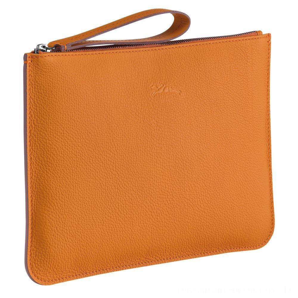 [Soldes] - Essential Pochette - Orange