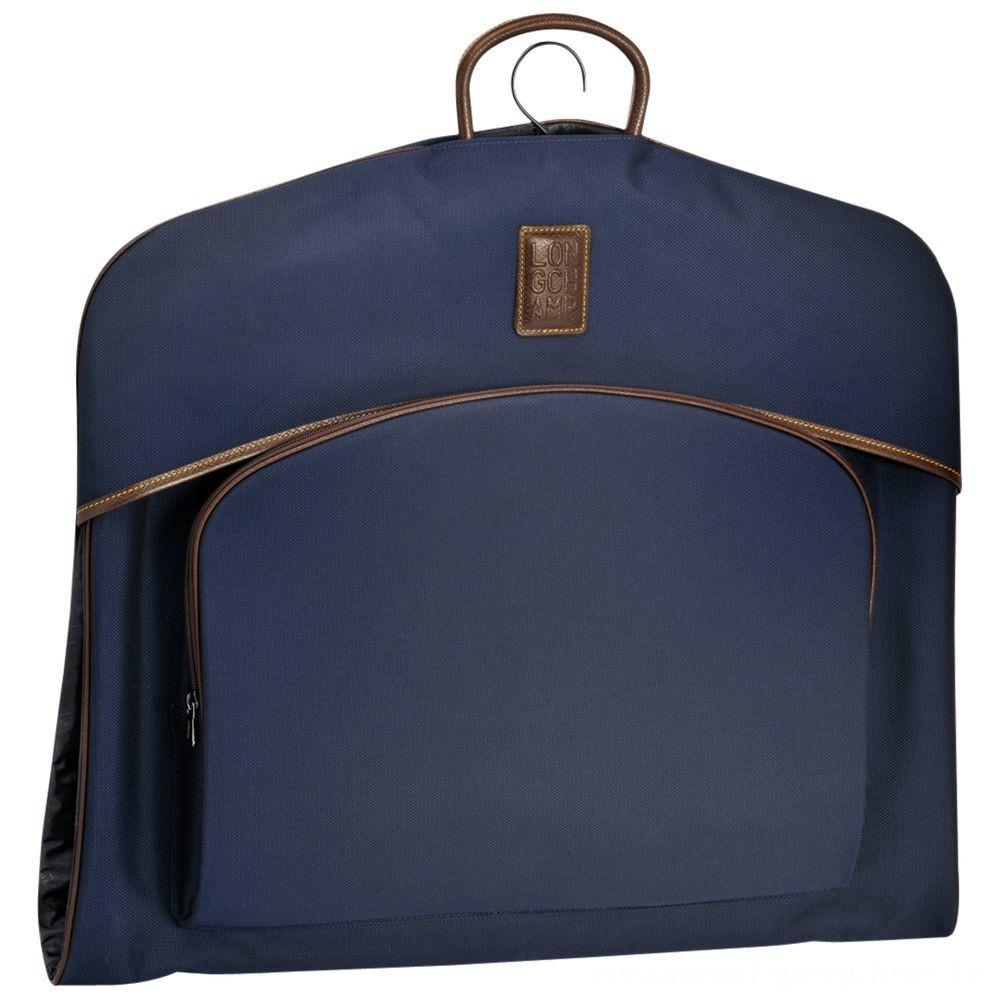 [Soldes] - Boxford Porte habits - Bleu