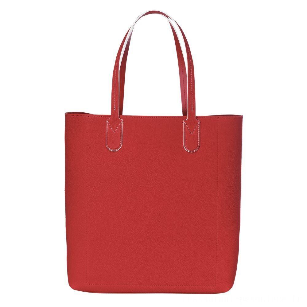 Essential Cabas - Brique Pas Cher