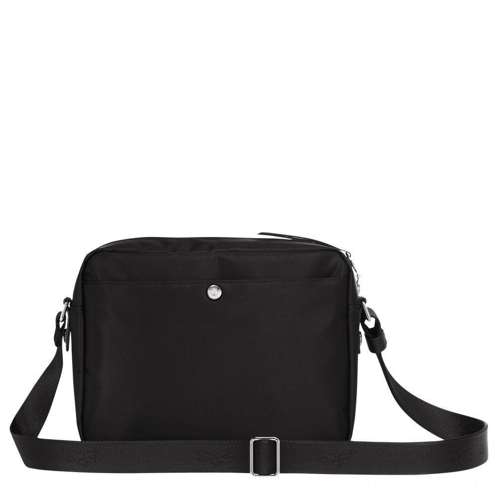 Le Pliage NéoCamera bag M - Noir Pas Cher