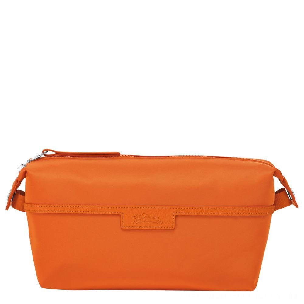 [Soldes] - Le Pliage Néo Trousse de toilette - Orange