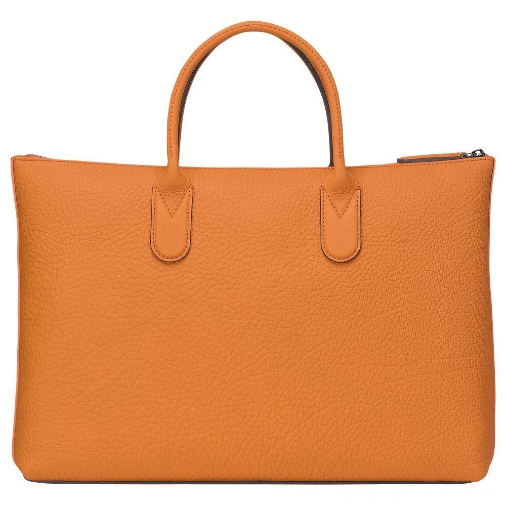 [Soldes] - Essential Porte-documents - Orange