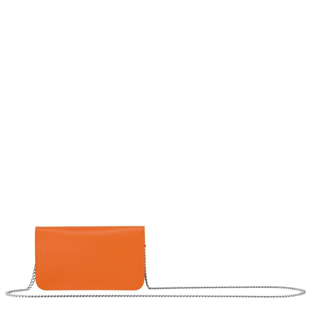 [Vente] - Le Pliage Néo Pochette chainette - Orange