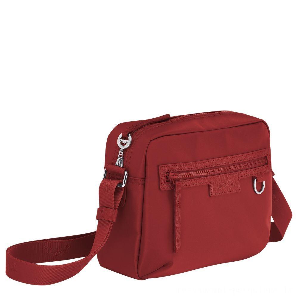 [Soldes] - Le Pliage NéoCamera bag M - Rouge