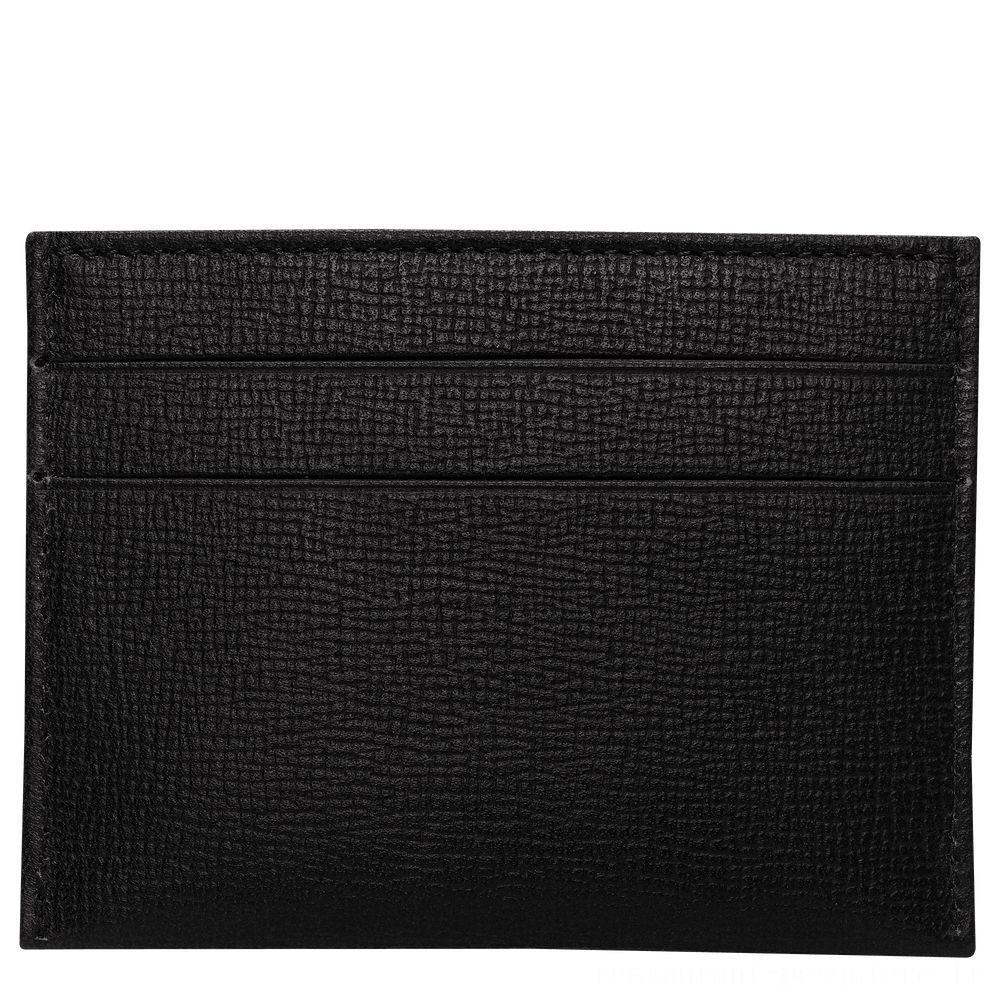 [Vente] - Baxi Porte-cartes - Noir