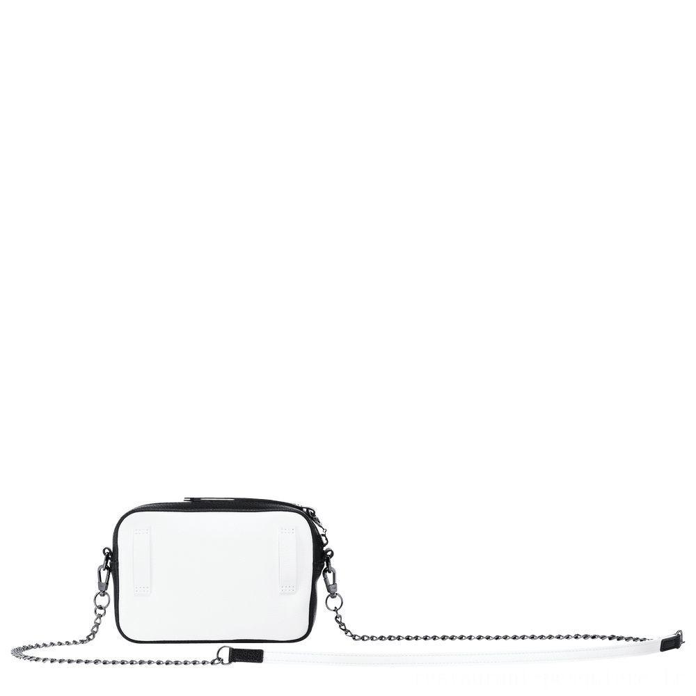[Soldes] - Le Foulonné Pochette - Blanc